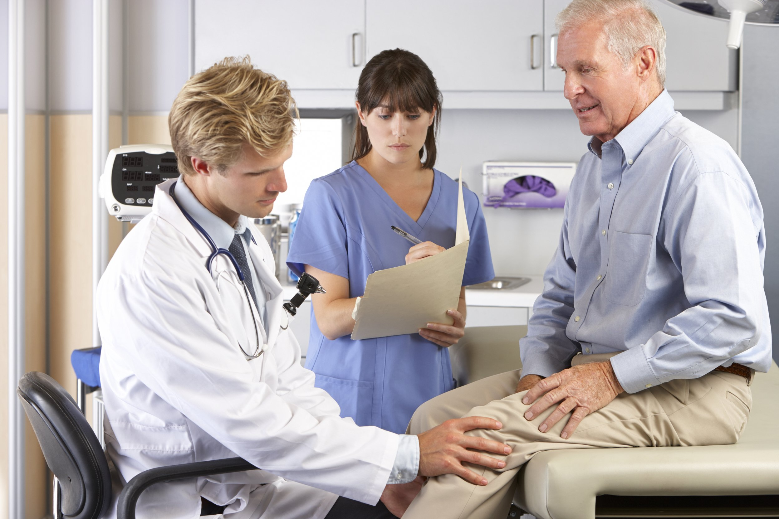 Knee Replacement Palm Beach County